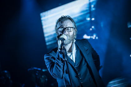 Hautnah - Fotos: The National live auf dem Maifeld Derby 2014