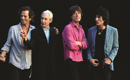 Immer noch unerreicht - The greatest Rock'n'Roll band in the world: The Rolling Stones live in Düsseldorf